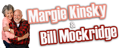 Margie Kinsky & Bill Mockridge